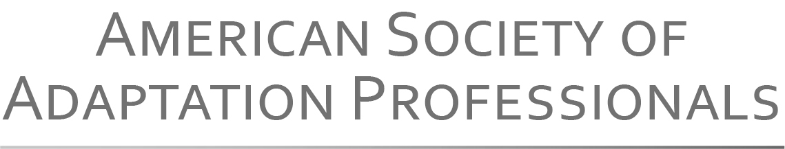 American Society of Adaptation Professionals